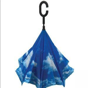 NEW Reverso High-End Reversible Umbrella